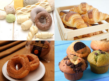 ココだけの嬉しいポイント★ 美味し~い商品をオトクに購入できます! 朝ご飯に、おやつにぴったりです♪