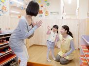 ≪保育所あり!≫働くママさん大活躍中☆夕方前に帰れるから、家庭との両立もバッチリ!長く続けている方が多いんですよ♪