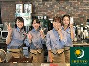 オシャレに働きたい方におすすめ◆* 10月にOPENしたばかりのJRクレメントイン高松の中にあります。ホテル内でゆったり勤務♪