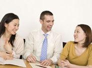 働きやすい職場環境!勤続8年のスタッフも★ 「クライアント(学校)からの評価が年々上がっていくことがやりがいです!」