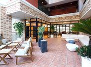 海外ホテルのような、キレイで解放的な雰囲気が魅力★しかも…STAFFは系列ホテルの利用が最大40%OFF!旅行にもオススメ♪