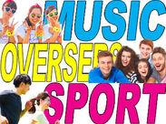 «激アツ!!»登録したその日にSTARTも♪「音楽好き」「海外好き」「スポーツ好き」当てはまる人も、当てはまらない人もALLOK★笑