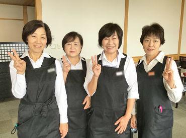 学生~シニア世代まで大歓迎!主婦がメインで活躍中♪『お昼だけ』の勤務も大歓迎★