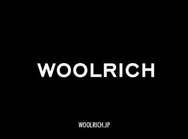 ■ 4/16にOPENしたばかり! 重厚感のあるダウンや 洗練された機能性のあるマウンテンジャケットなどで有名な、WOOLRICHでお仕事!