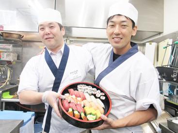 \嬉しい社割あり/ うな丼、にぎりセット、チラシ寿司etc 大人気商品の多くがワンコイン以下で食べられます♪