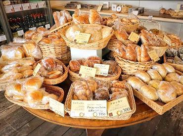 焼きたてパンの香りが広がる職場♪ パンが好き! パン作りに携わってみたい方大歓迎★ <経験者優遇><WEB面接実施中>