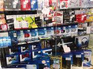 店内には人気の商品はもちろん、珍しい限定レアアイテムがいっぱい♪