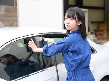 ★あの有名海外メーカーの車のみ! 憧れのモデルやレアな車種など…車好きさんならワクワクの環境で働けちゃう♪※イメージ