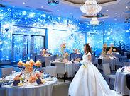 ★しっかり稼げるHAPPYバイト★ 未経験の方も初日から時給1200円♪こんな結婚式楽しそう♪ってとっても幸せな気持ちになれます♪