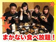 「餃子が好き!」それだけでOK♪まかないもこーんなにいっぱい食べられる!プロの技を間近で見られるキッチンも同時募集中です!