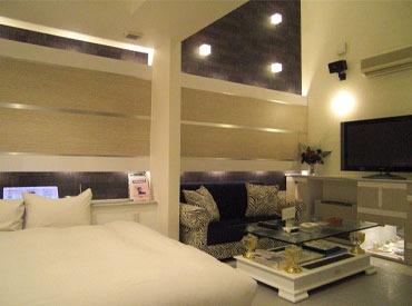 清潔感のあるキレイな客室だから、 とってもやりがい抜群♪ 初めての方でも、すぐにスタートできる とってもシンプルなお仕事!