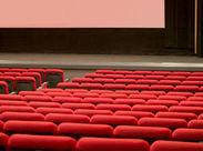 映画が好き!映画館の雰囲気が好き!Wワークのサブワークを探している!…など、動機は何でもOKです♪※画像はイメージです