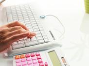 薬の調剤はなく、簡単なデータ入力や書類作成があなたのお仕事◎ 室内勤務で年中快適です♪