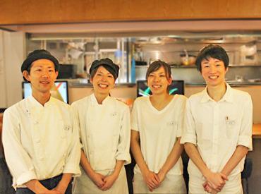 """【カフェStaff】ほっこり、リラックス。和カフェ""""chano-ma""""上野駅真ん前!マルイ9F◎注目≫採用率UP中*キッチンのディナータイムに入れる方♪"""