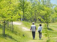 ★自然が好きな方へ★ カモシカもお出迎えするかも?!♪キレイな空気、あふれる自然、そして広がる大地が魅力です◎