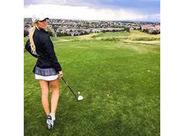 ゴルフウェアを中心とした、 スポーツブランドならではのこだわりが自慢! 自分を通してお客様のスポーツLIFEをより快適に★*