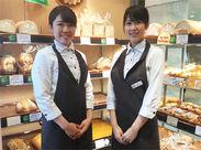 <パンやカフェが好きな方歓迎>大好きなパンとCafeのコラボレーション♪スタッフ割引でパンが20%offの特典あり◎