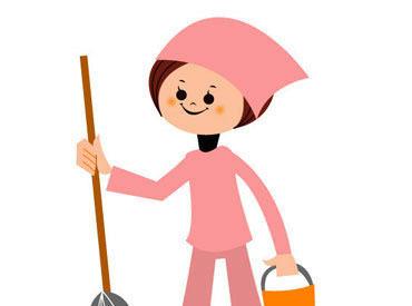\スポーツクラブの清掃STAFF大募集/ 未経験◎力仕事も少なめで皆さん安心♪ ★活躍中のスタッフさんは全て女性の方★