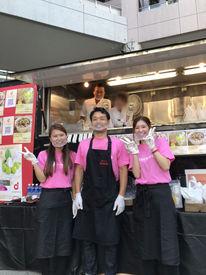 ピンクのカワイイ制服が目印◎ 可愛い制服を着て、ウキウキ気分で楽しく働きましょう♪ 髪/ネイル/ピアス⇒AllFree◎