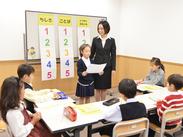 子どもたちが楽しく授業を受けられる雰囲気づくり! 授業運営のサポートがしっかりあるので、安心して始めていただけます。