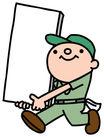 \5月末までの短期もあります!/現在急募中なのは「事務所移転」です!机や椅子の搬入・搬出で稼ごう!(画像はイメージ)