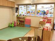 少人数のアットホームな保育園★ かわいい笑顔の絶えない職場で楽しくお仕事しませんか♪