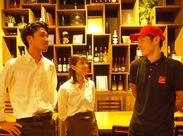 気さくで陽気なメンバーばかり★ Staff同士の仲の良さは抜群です!新人さんにも積極的に話しかけちゃいます!