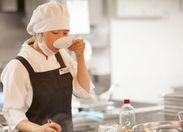 「おいしく食べてほしい」 そんな想いで温かい食事を提供しています◎ ぜひ、私たちと楽しくお仕事しませんか?