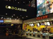 """全国のイオンシネマでも数店舗しかない、映画が観やすいバルコニー席の""""ゴールドクラス""""がある映画館です!"""