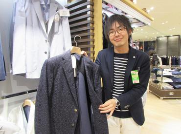 """【23区オム販売スタッフ】シンプル&ベーシックを基本に「23区オム」は""""新""""基準服を提案中!あなたの経験をしっかり活かせるブランドです◎"""