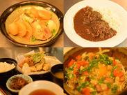 """大人気のユッケ海鮮丼や、超豪華な天ぷら定食、定番のハヤシライスや、今が旬の""""ぶり大根""""などなど…これ、全部食べれるんです!"""