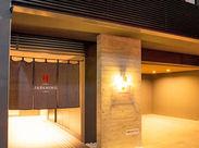 \キレイなゲストハウスで働こう/ モダン・和風・ナチュラルetc...ゲストハウスによって、内観・外観のコンセプトはさまざま♪