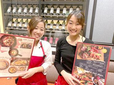 店内で丁寧に焼き上げたパンやピザが人気のお店♪オシャレ×落ち着いた空間でお仕事始めませんか◎