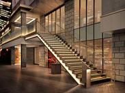 ≪2018年4月、堂島に新しくホテルがOPENします!≫ 2月まではグランフロント大阪で勤務です◎