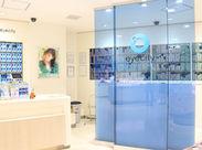とってもキレイなお店でお仕事♪ミラザ新宿店もNEW OPENの笹塚店も明るく清潔な環境です◎