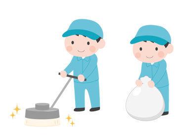 【清掃スタッフ】チ・カ・ホだから札幌駅・大通駅直結!お仕事は16時終了◎帰りに遊んだり買い物する事も!年齢を問わずご活躍いただけます。