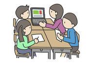 人と接することが好きな方にピッタリのお仕事です! 浜松市内の小中学校でのお仕事♪