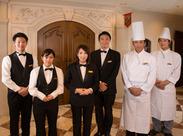 ≪人気の舞浜リゾート内ホテルでお仕事はじめよう♪≫未経験OK!一流のマナー・言葉使いが自然と身に付きます★