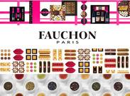 パリのマドレーヌ広場で創業した高級食料品店『FAUCHON』で、いろいろなグルメに囲まれて楽しくお仕事♪*