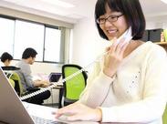\未経験から始めるオフィスワーク♪/ データ入力・電話応対などカンタン◎ まずはお気軽にご応募ください!