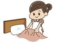 ▼未経験OK 清掃のお仕事経験がない方も大歓迎!!1ヶ月短期もOKのお仕事なので、気楽に始められるのも嬉しいポイント♪