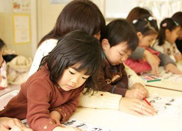 【幼児教育補助】\子ども好き大歓迎/先生になりたい学生さんも経験が積める◎ブランクのある主婦(夫)さんも大歓迎!安心の研修制度もあり♪