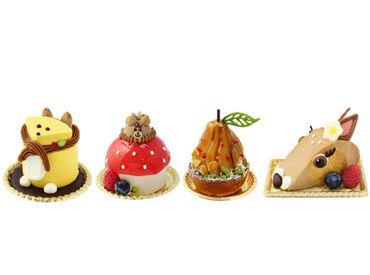 【販売STAFF】幅広い世代に愛される≪ユーハイム・ディー・マイスター≫デザイナーと共につくるお菓子が自慢です☆あまりの可愛さに気分UP♪