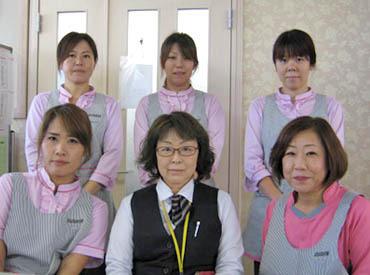 平日のみのシフトなので、ご家庭と両立したい方にオススメ◎ 20~40代の主婦さん多数活躍中! 扶養内で無理なく働けます◎