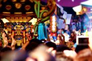 わっしょい!わっしょい!  熊本のお祭りに潜入して パーティーピーポー!