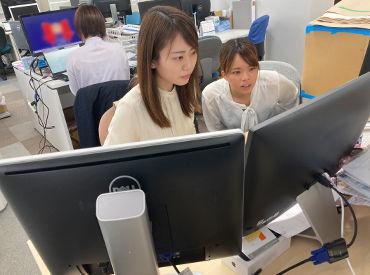 「前職の経験を活かしたい!」そんな方もぜひ♪ 社員登用も行っているので 将来は正社員としてしっかり働きたい方も◎