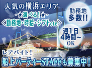<新生活応援♪200名大募集!> 神奈川県内の有名ホテルや結婚式場で、働けます♪個別での研修があるので、未経験でも大丈夫★