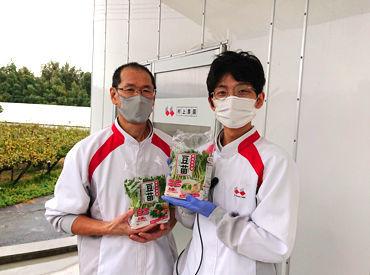 【豆苗・かいわれ大根の栽培スタッフ】スーパー、ドラッグストアなどで販売されている「豆苗」、「かいわれ大根」など野菜の新芽を製造する野菜メーカーです。