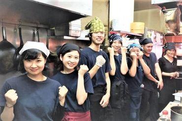 ランチのメンバーは主婦さんが中心に活躍中*楽しく働けるスタッフの仲の良さが自慢♪アットホームな雰囲気のお店です☆