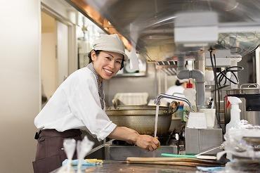 【調理STAFF】☆★ 社員食堂での調理のお仕事 ★☆いつもの家事感覚で、安定収入GET★アナタの料理のレパートリーも増えるかも◎
